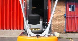 Zalety wózków z napędem elektrycznym