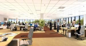 Wpływ okien na komfort pracy w biurze